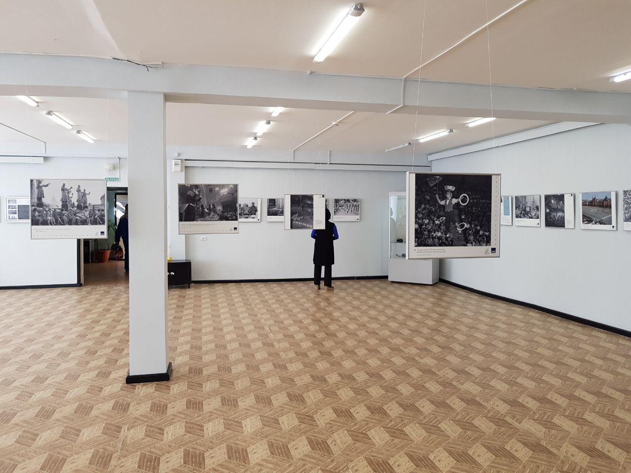 оформление выставки ИАР ТАСС